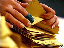 Counting envelopes