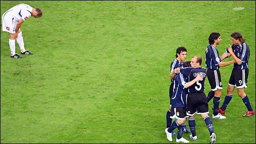 Argentina 6-0 Serbia