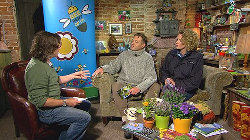 The Springwatch team discuss Bee Part Of It