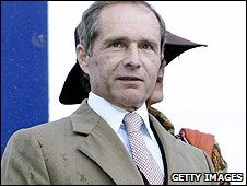 French trainer Andre Fabre