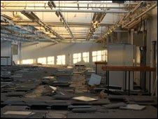 New Street factory inside