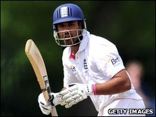 Essex all-rounder Ravi Bopara