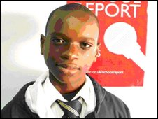 School Reporter Sihle, 14, South Africa