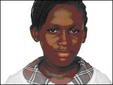 School Reporter Abenaa, 11, Ghana