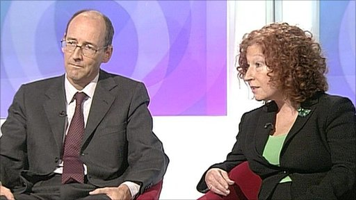 Andrew Tyrie and Heather Wakefield