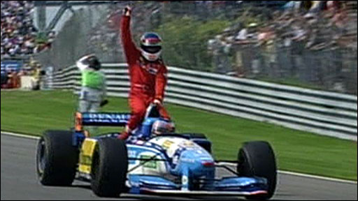 GP do Canadá na Formula 1 em Montreal de 1995 - news.bbc.co.uk