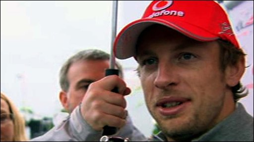 F1 World Champion Jensen Button
