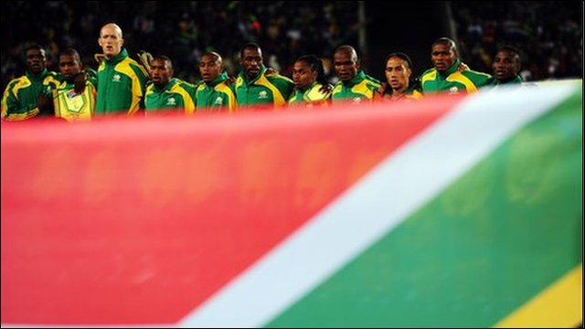 World Cup guide: South Africa