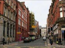 stanley street