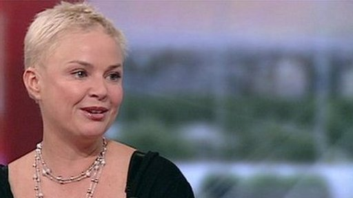 Gail Porter - TV Presenter