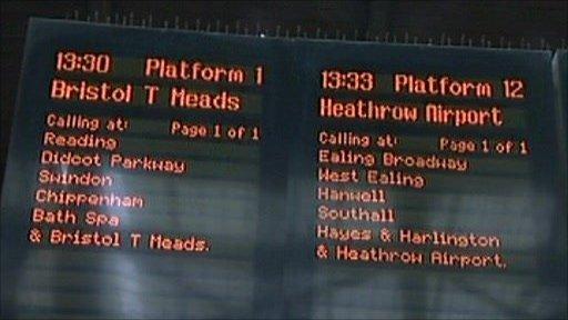 Rail board
