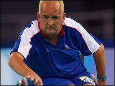 Paralympian Nigel Murray