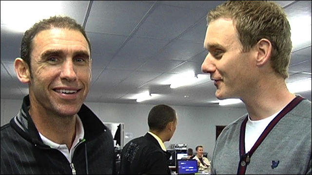 Martin Keown & Dan Walker