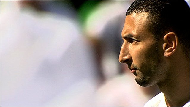 Algeria's Nadir Belhadj