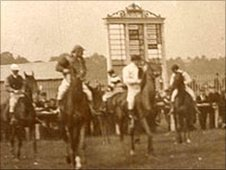 Racing at the Swifts in the 1890s