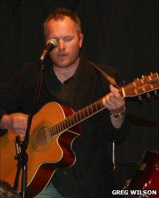 Greg Wilson
