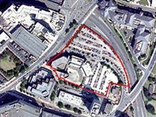 Leeds Arena Claypit Lane site