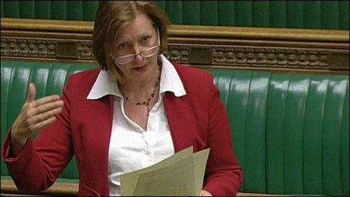 Alison Seabeck MP