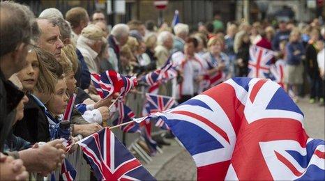 1st Battalion The Royal Anglian Regiment in Cambridge