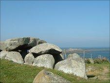 Guernsey passage grave