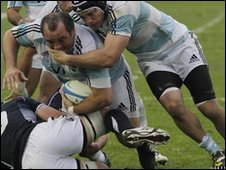 Argentina v Scotland