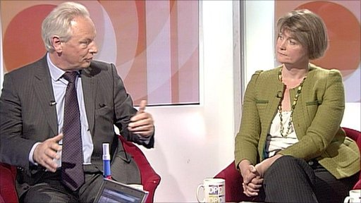 Francis Maude and Yvette Cooper