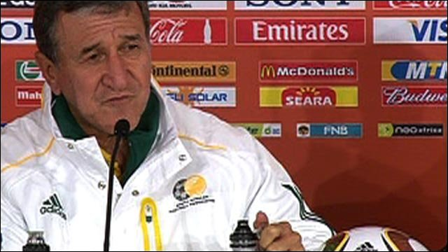 SA coach Parreira slams referee