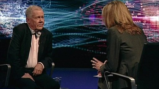 Sarah Montague talks to James Rogers, Chairman of Rogers Holdings
