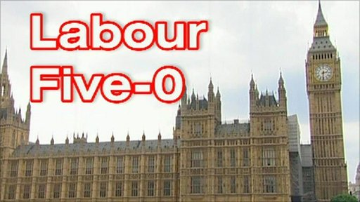 Labour Five-O graphic