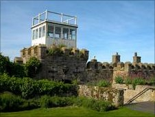 Tower at Fort Belan