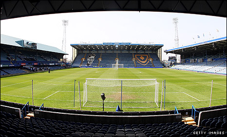 Portsmouth's Fratton Park