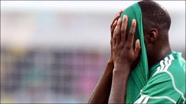 Nigeria's Sani Kaita