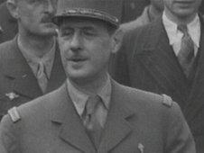 De Gaulle in Paris