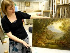 Clara Morgan of Museums Sheffield