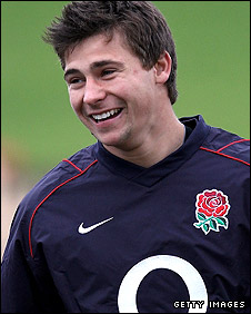 England and Leicester scrum-half Ben Youngs