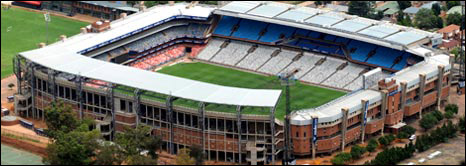 Loftus Versfield, Pretoria
