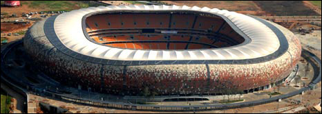 Soccer City, Johannesburg