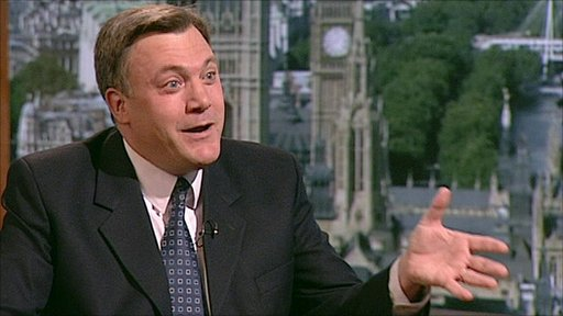 Ed Balls MP