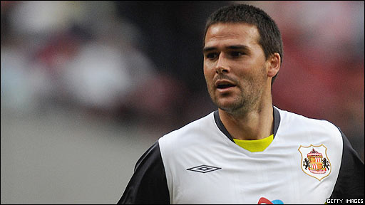 Sunderland and Northern Ireland striker David Healy