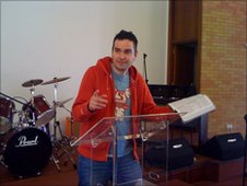 David Meggars, Elim Church, Yeovil