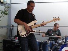 Wrexham band The Scene