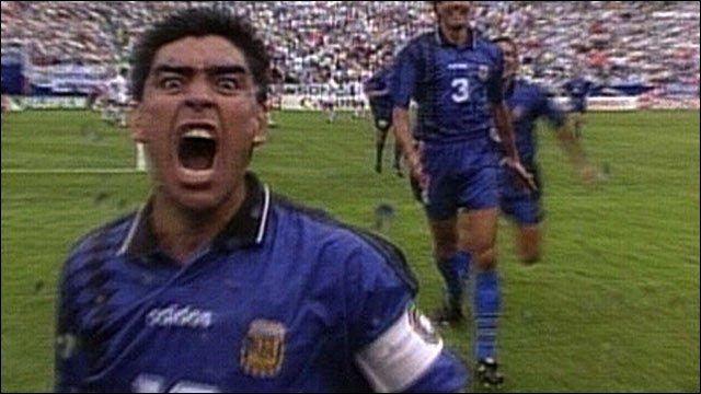 Bbc Sport Football 1994 World Cup Top 10 Goals