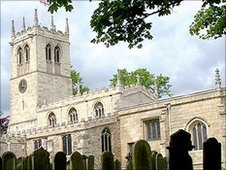St Peter's in Conisbrough is the oldest church in South Yorkshire and one of the ten oldest in England