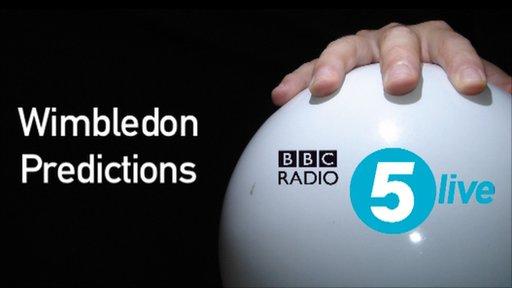 5 live's Wimbledon predictions