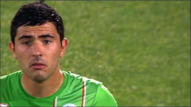Algeria captain Anther Yahia