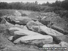 1932 Delancey Park dig