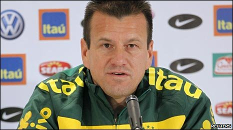 Brazil coach Durnga has kept his distance from reporters