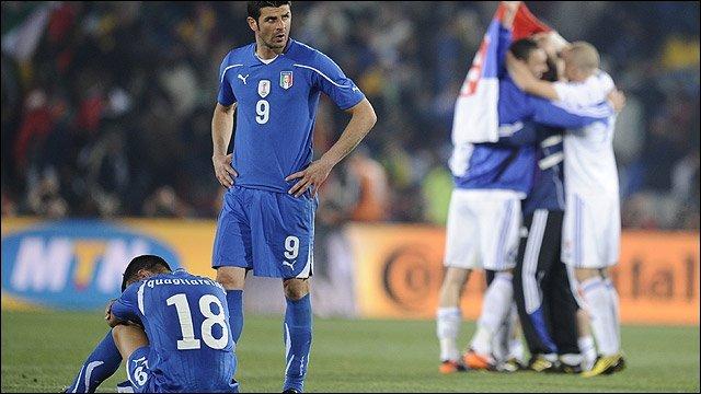 Extended highlights- Slovakia 3-2 Italy