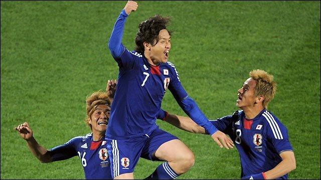 Denmark 1-3 Japan