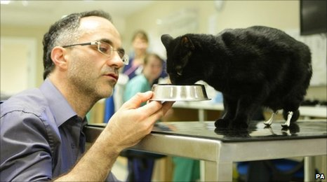 Oscar and Noel Fitzpatrick (photo: Johnny Green/PA Wire)